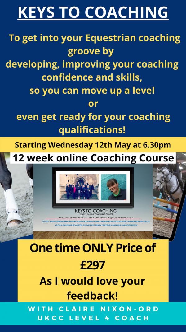 Keys to Coaching Course